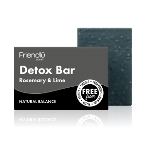 "Natūralus muilas ""Friendly soap Detox"", 95g"