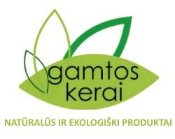 www.gamtoskerai.lt- natūralūs ir ekologiški produktai